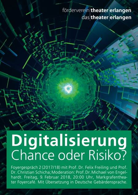 Digitalisation - Chance or Risk?