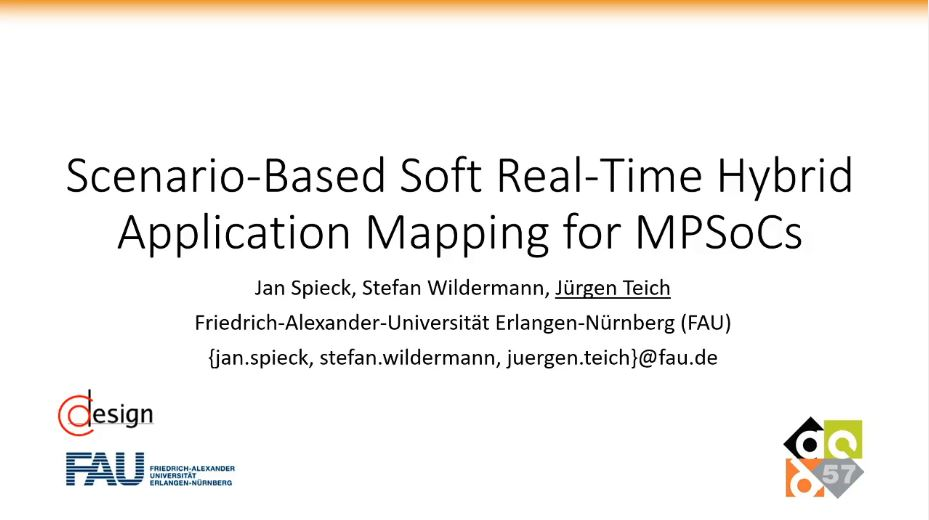 Presentation Scenario-Based Soft Real-Time Hybrid 