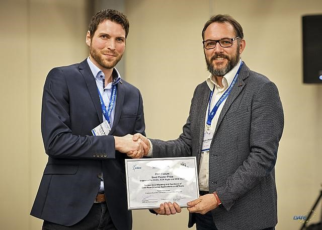 Tobias Schwarzer Awarded at DATE 2019
